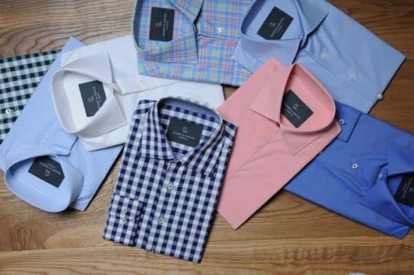 Camisas a la medida