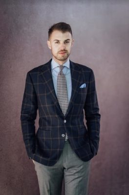 traje formal