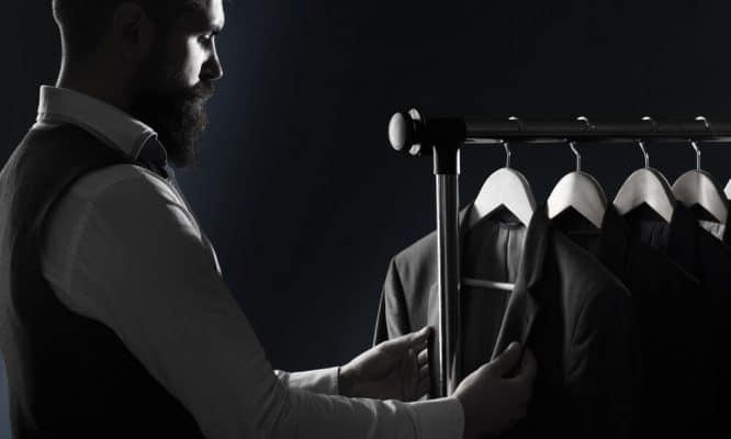 elegir traje formal