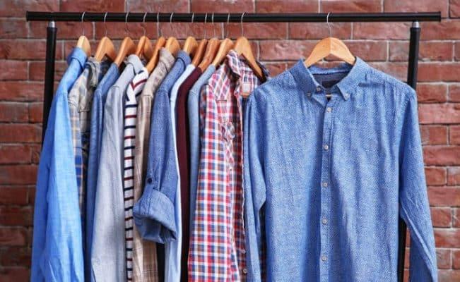 camisas para hombre