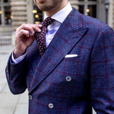 corbata accesorios formales