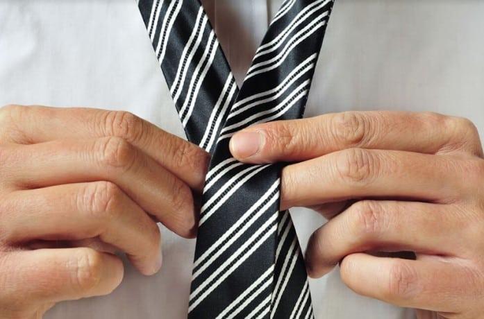 nudo corbata