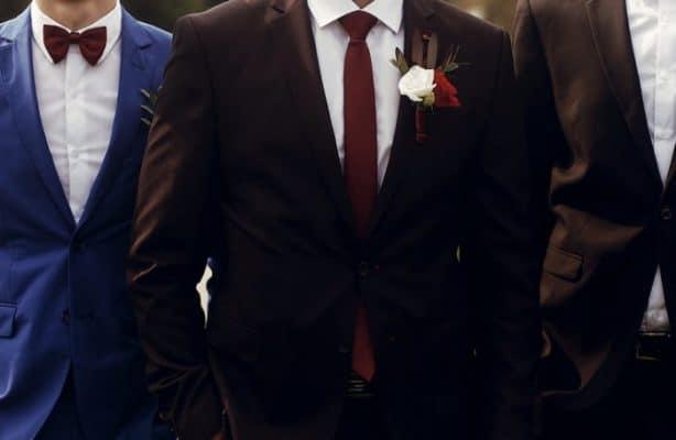 traje para boda