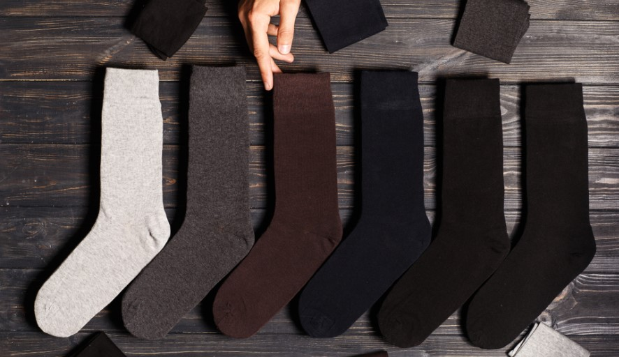 calcetines de vestir