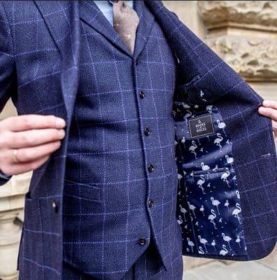 trajes personalizados