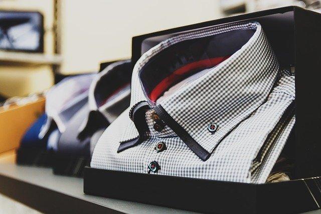 camisa a la medida de alta calidad