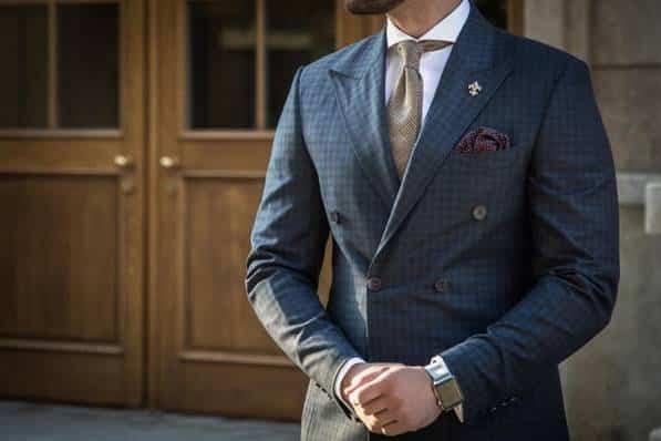 trajes para caballeros modernos