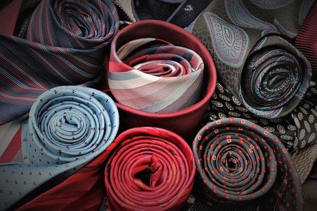 como ordenar corbatas y accesorios