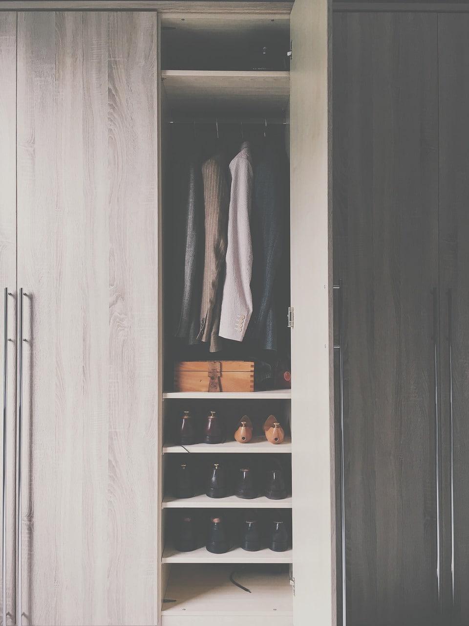 divide la ropa