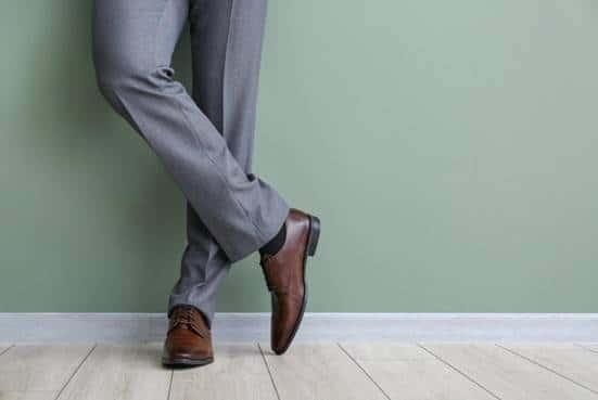 Los pantalones de vestir y la época del año