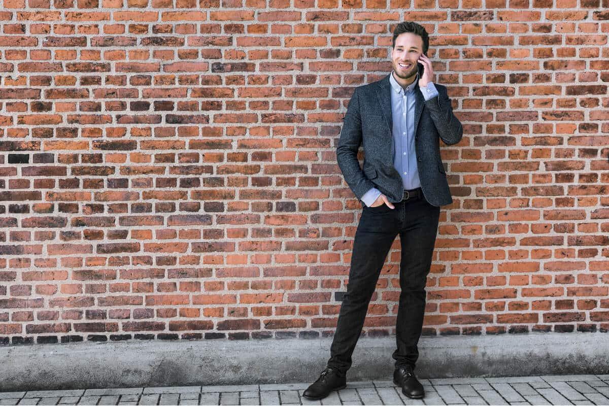 comodidad y versatilidad de los blazers al hacer home office