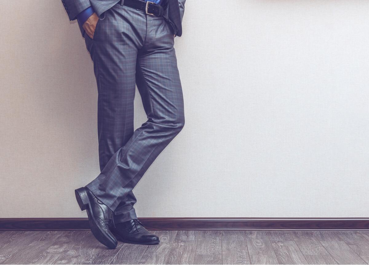 el pantalón y su estilo