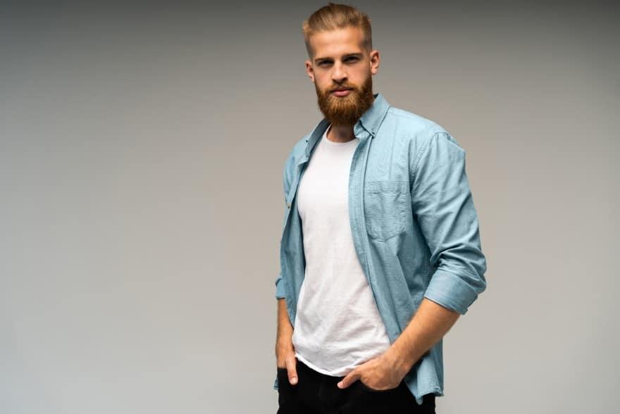 potencia tu estilo con una camisa casual