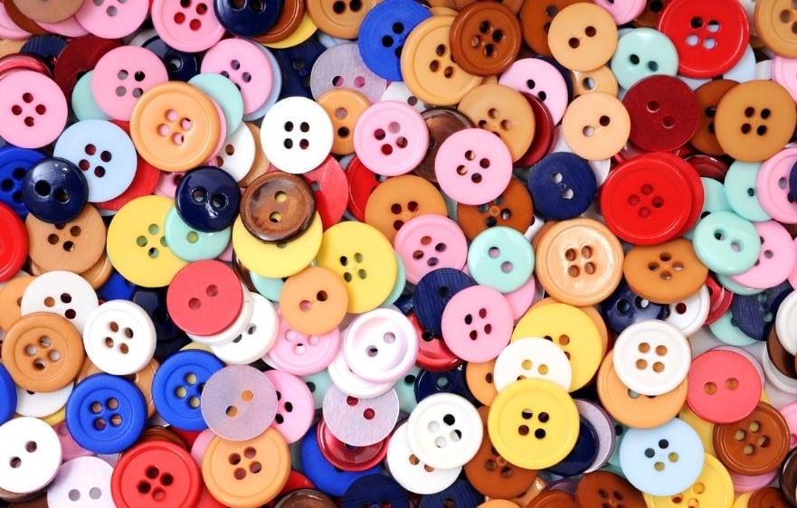 botones ropa masculina