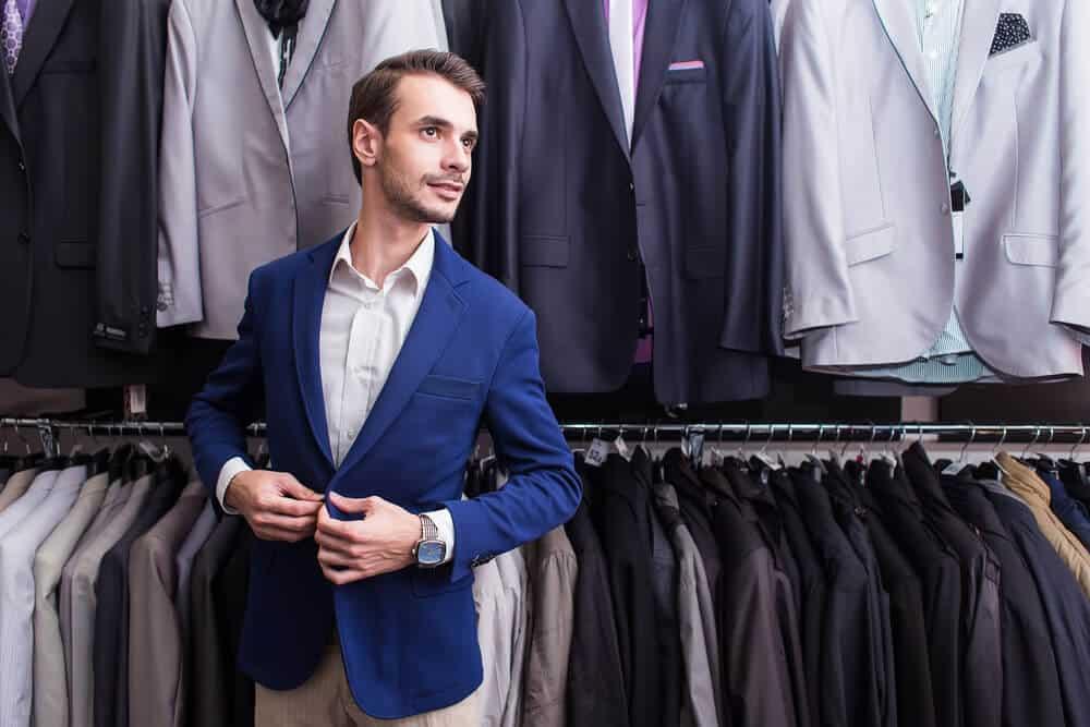 Estilos de ropa para hombre moderno