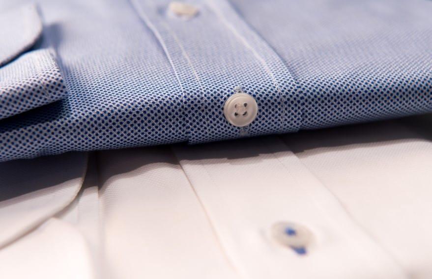 ropa masculina botones de cierre
