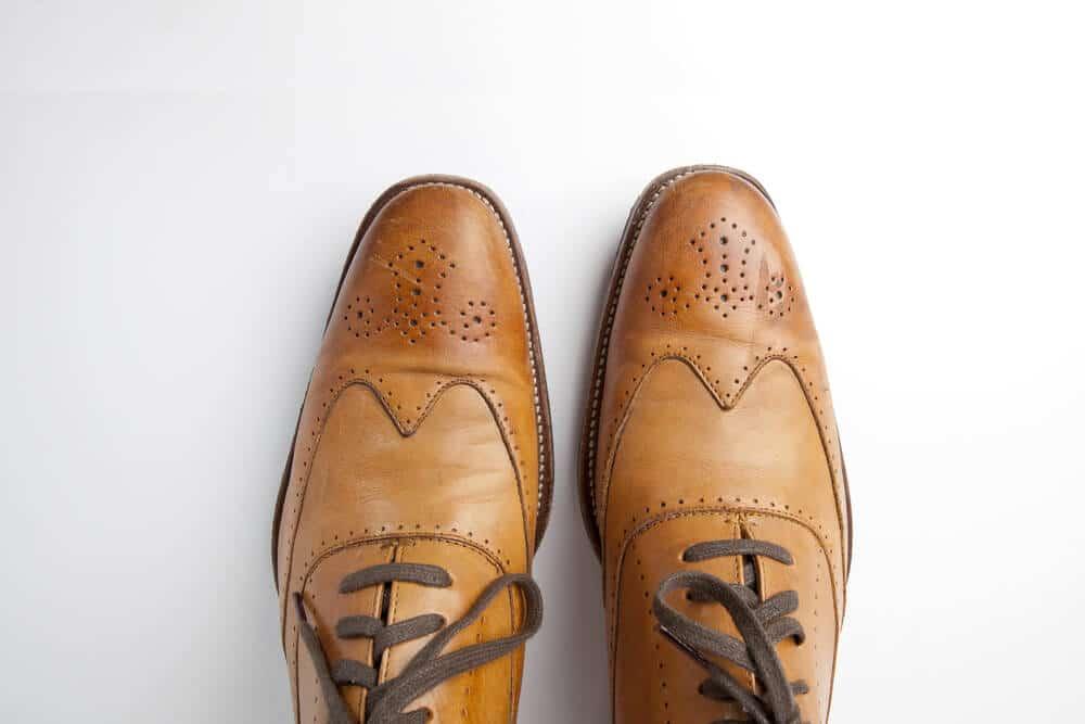 tipos de zapatos de vestir para caballeros