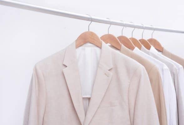 traje de lino