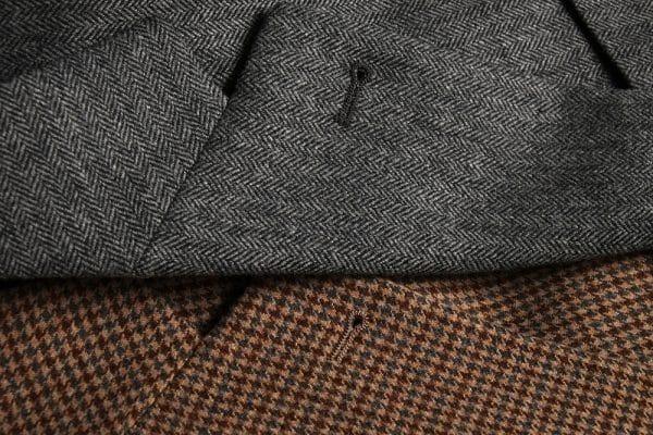 tweed estampado