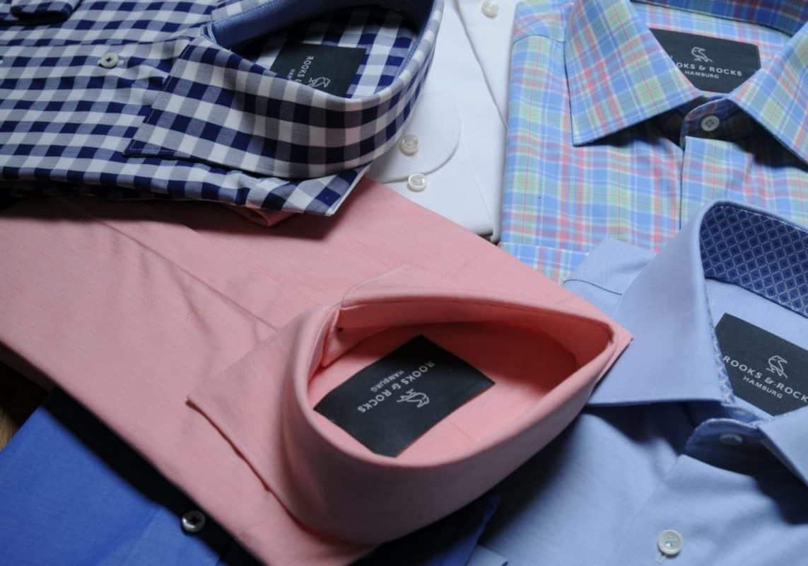 camisas de vestir a la medida